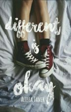Different Is Okay by jdkdkdi