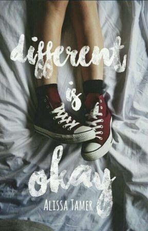 Different Is Okay by jdkdkdi
