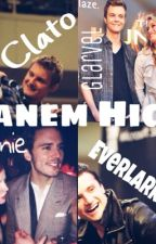 Panem High (Clato, Everlark, Glarvel, and Fannie) by _hopelessromantic15_