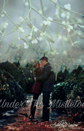 Under The Mistletoe by Snow_Evans