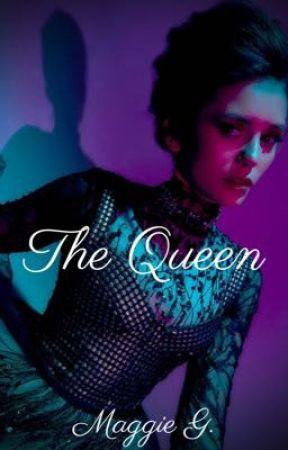 The Queen ~ D. SHARMAN by MaggieG1724