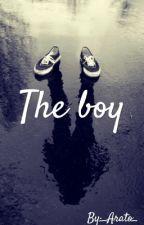 The boy by _Arato_