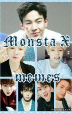 Monsta X memes by micaela-chan21