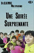 Une Soirée Surprenante [ Wanna One multipairings ] by SLAIWAE