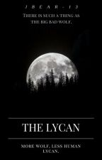 The Lycan by JBear-13