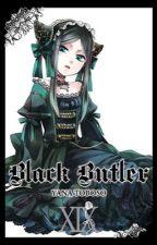 Black bulter  by user69317958