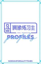 Idol Producer Member Profiles by sodiumforsaltytimes