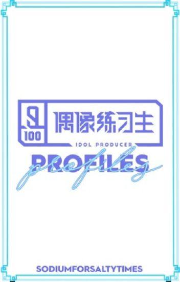 Idol Producer Profiles - Trashcan - Wattpad