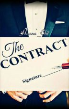 The Contract ;Book 1 by Sliver_Hanna