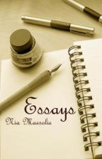 Essays by Nia_Maesolie