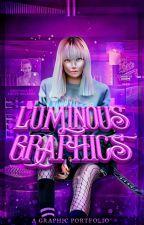 LUMINOUS 🌙 a graphic portfolio by satanific
