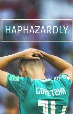 Haphazardly | leon goretzka by goretzkagod