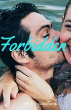 Forbidden//Dylan O'Brien by Whitneey_