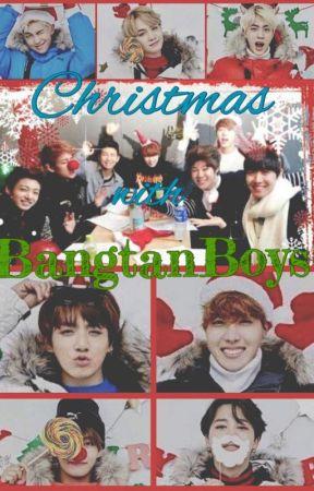 Christmas with Bangtan Boys by RobinsandRoses