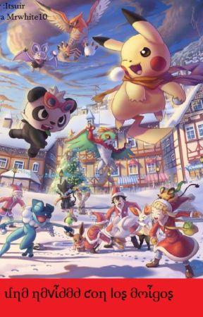 Una Navidad Con Los Amigos by Itsuir