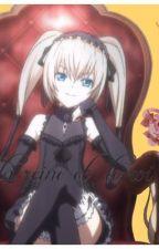 La reine noire  (black bulter) by Kagamineanzu123
