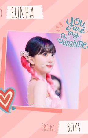 Eunha's Story by Hamtaero_