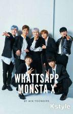 Whatsapp tu y Monsta X (Pausada) by DaianaToscano