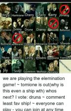 Harry Potter characters react to their ships. by EmmelineRGWeasley