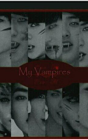 My Vampires by Belllasara