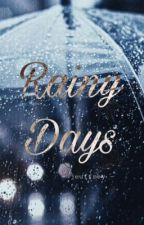 Rainy Days  -  Jaehyun x Chaeyeon by jeuffrey