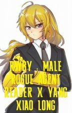 Gone Rogue In Love (RWBY : Male Rogue Agent Reader X Yang Xiao Long) by SupremeMasterDawn