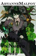 Un Lord, Magia y Un Nuevo Mundo by AryanneMalfoy