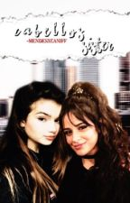 Cabello's sister  by -mendesxcaniff