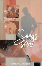 Songs on his skin「Songshots / OtaYuri」 by BaccelieriCo