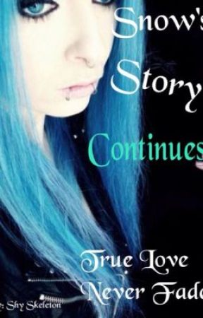 Snow's Story Continues (MIW Love Story) by Shy_Skeleton_