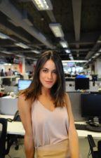 Ma relation avec la journaliste  by Kailyruiz28