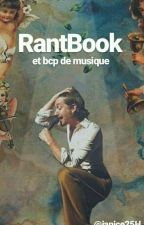 RantBook by janice25H