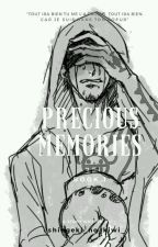 precious memories // [fanfiction Law x my oc] by shingeki_no_kiwi_