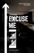 Excuse Me (SoonHoon) by auroraandrose