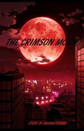 the crimson Moon by Animaster888