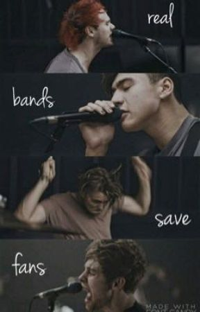 5 Seconds Of Summer Imagines  by UndeadGirl00