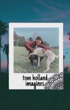 Tom Holland imagines by ahhbeeiee