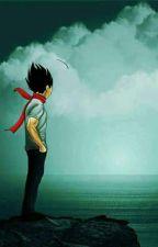 El muchacho de los ojos tristes. by AlmendraAlamas