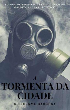 A Tormenta Da Cidade by GuilhermeLukeBarbosa