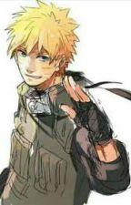 Naruto Uchiha Y El Gerrero Dorado   by Fifa17Messi