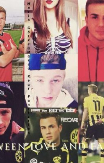 Verbotene Liebe-Mario Götze&Marco Reus FF'