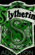 Slytherin Adoption by DeniseLanglie