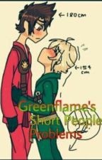 When I'm with you~Greenflame story~ by GibbyDaTerry
