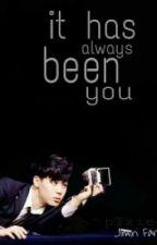 It has always been you (Jimin BTS) by p1xiedust