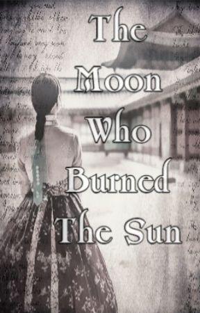 The Moon Who Burned the Sun (Soon on 2018) by Maya_Tala