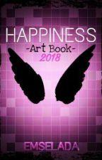 Happiness - Artbook 2 - 2018 by Emselada