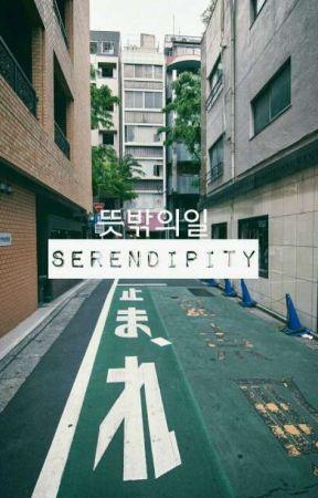 serendipity ; baekhyun  by -darkcielo