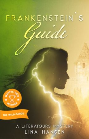 Frankenstein's Guide - A LiteraTours Cozy Mystery by lhansenauthor