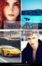 Niechciana.- Transformers by ShadowWolfLuna