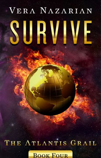 SURVIVE: The Atlantis Grail (Book Four) - Preview